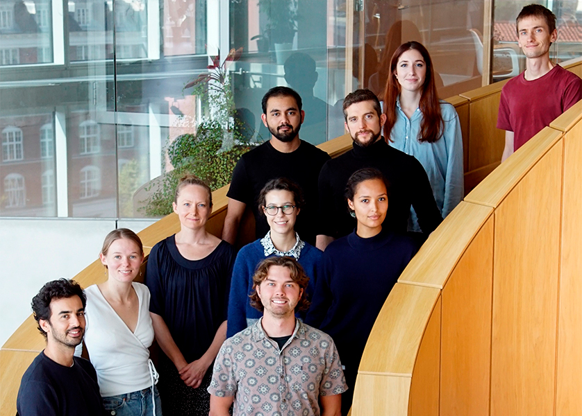 Kirkeby lab members